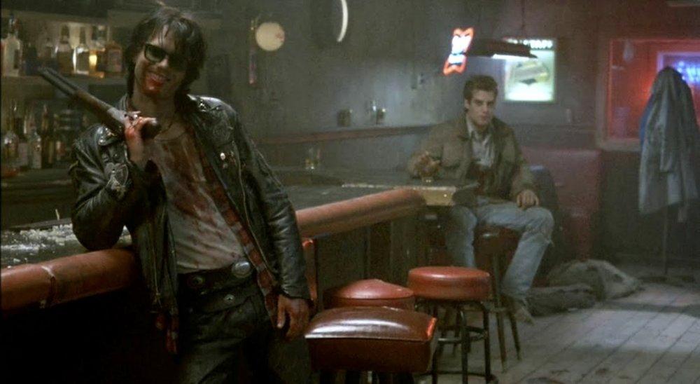 As loose cannon vampire gang member Severen in Kathryn Bigelow's vampire movie Near Dark (1987)