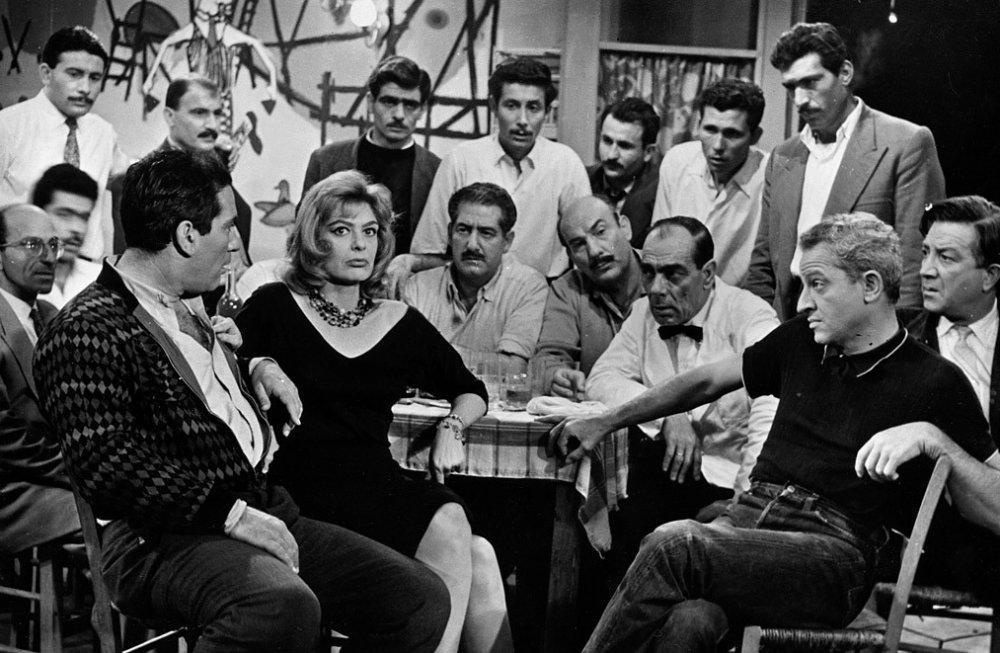 Never on Sunday (1960)