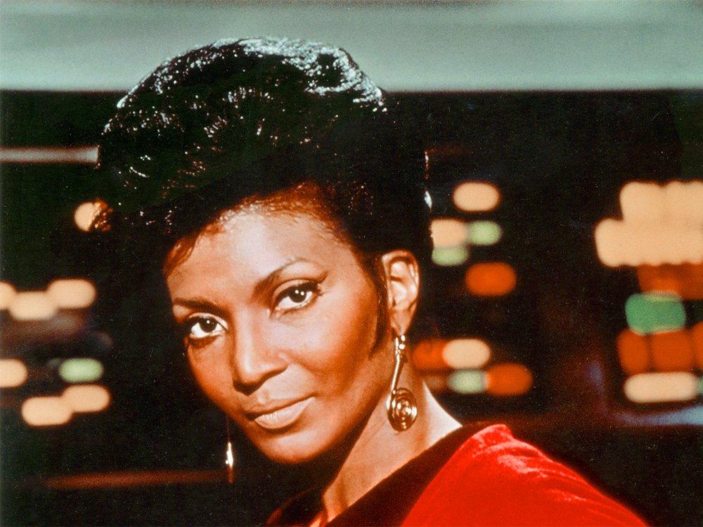 Nichelle Nichols in Star Trek (1966-69)