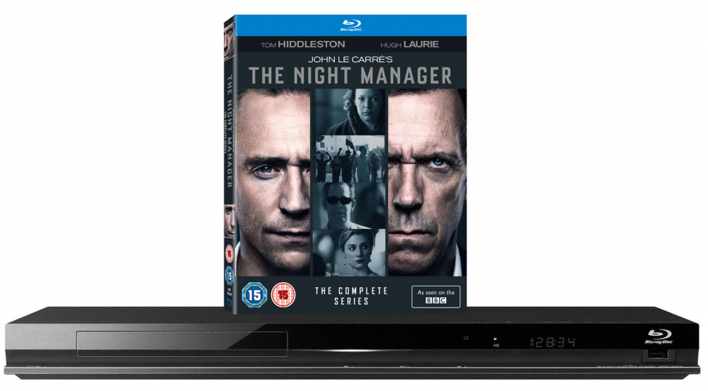Win a Blu-ray player and The Night Manager | Competition