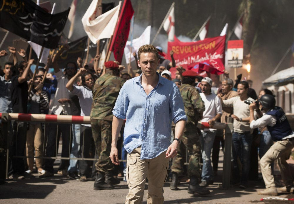 The Night Manager (BBC One HD, Ep 1 transmission date: 21/2/2016)
