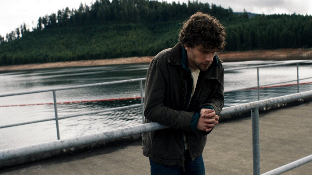 Jesse Eisenberg as Josh in Kelly Reichardt's Night Moves