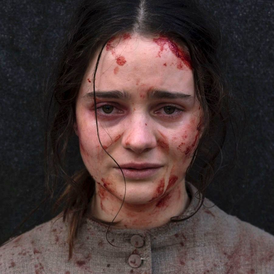 Aisling Franciosi as Clare in The Nightingale