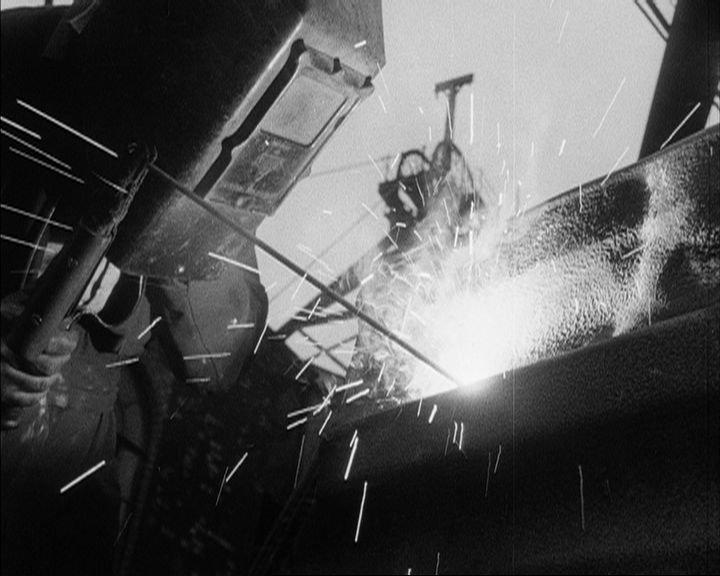 Bright sparks: Humphrey Swingler's Nines Was Standing (1950)