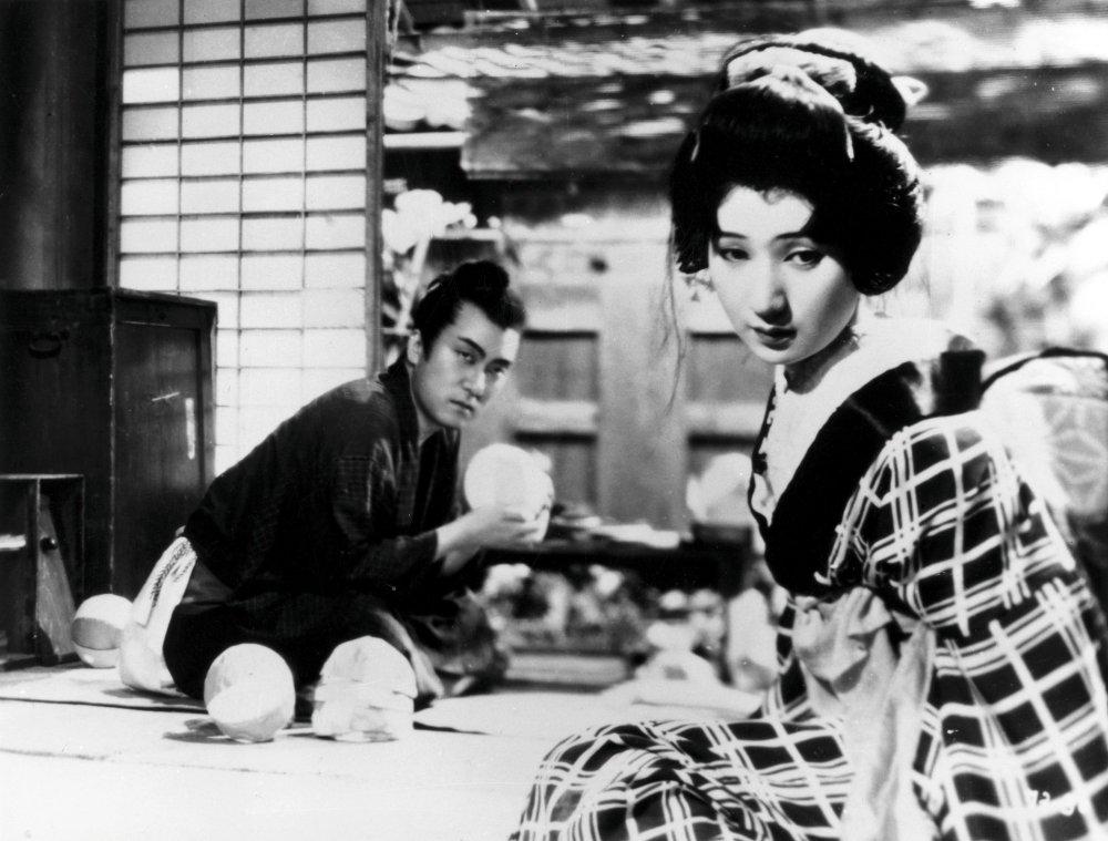 Ninjo kamifusen (Humanity and Paper Balloon, 1937): cinematography by Akira Mimura