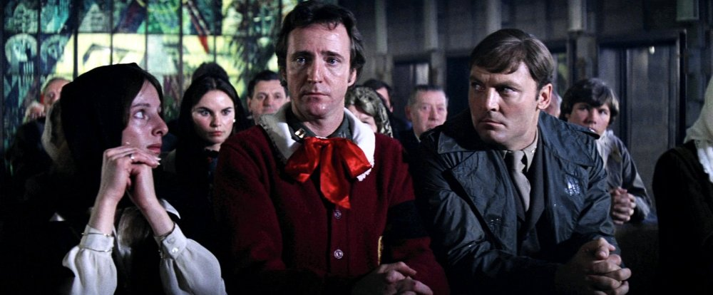 The Ninth Configuration (1980), which Blatty adapted and directed from his own novel Twinkle, Twinkle, 'Killer' Kane