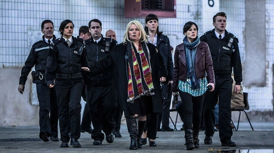 No Offence (2015)