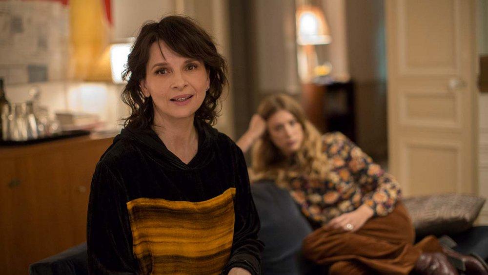 Juliette Binoche as Selina in Non-Fiction (Double Vies)