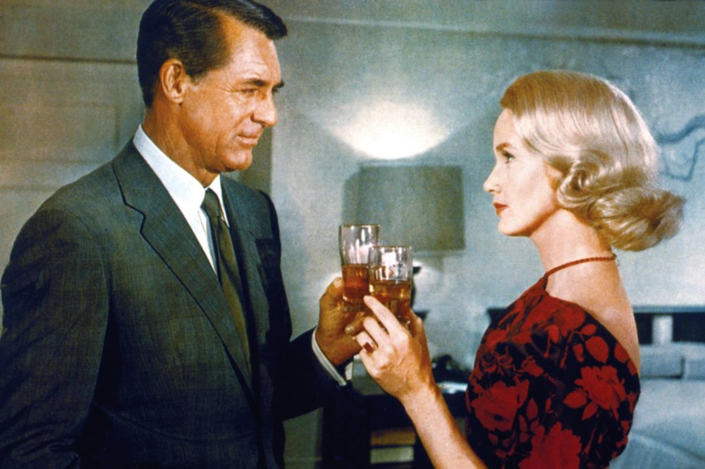 Mr Right? Left-handedness can play a subtle role in differentiating a character on screen, as Hitchcock was no doubt aware in casting 'lefties' Cary Grant and Eva Marie Saint in North by Northwest