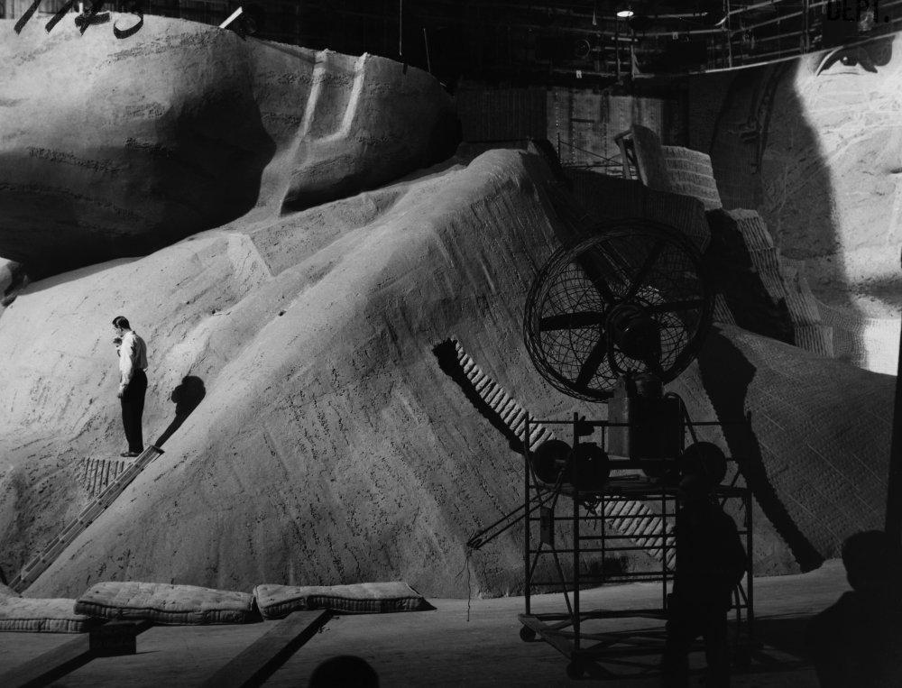 North by Northwest (1959) behind the scenes