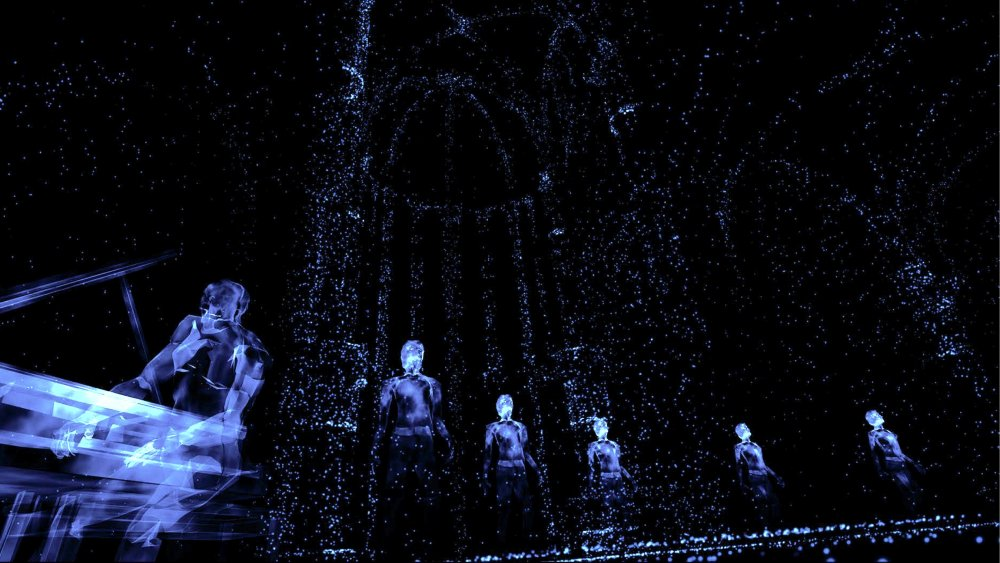 Arte's interactive version of Notes on Blindness