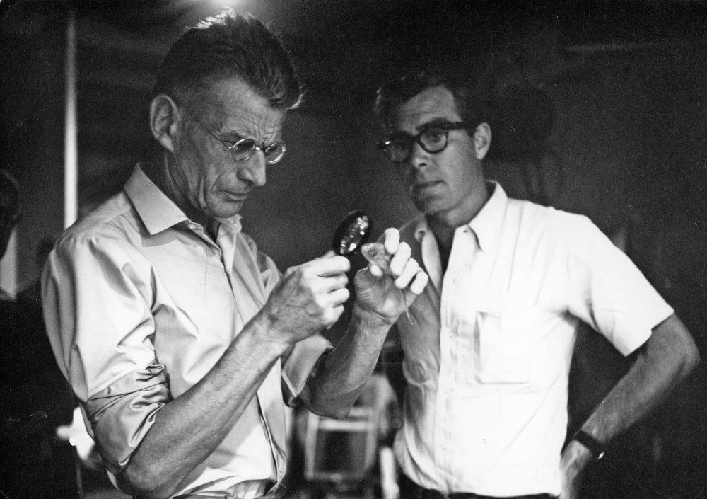 Samuel Beckett in Notfilm
