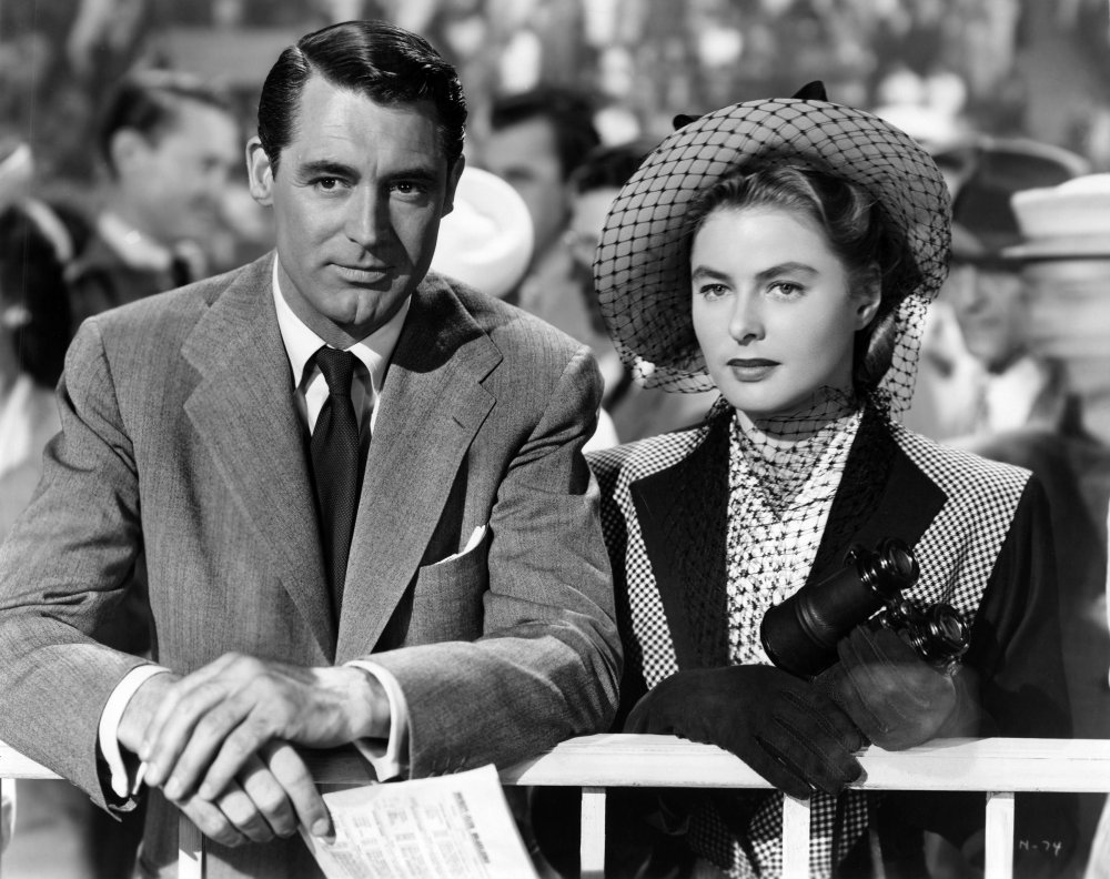 Image result for ingrid bergman and cary grant films