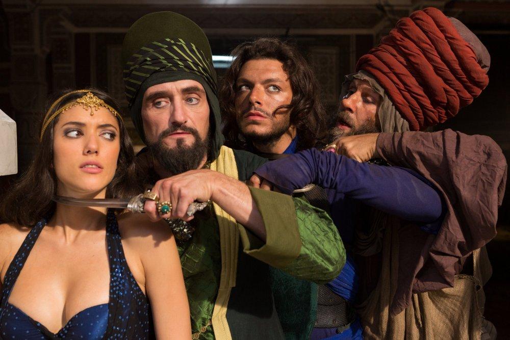 The New Adventures of Aladdin (Les Nouvelles aventures d'Aladin, 2015)