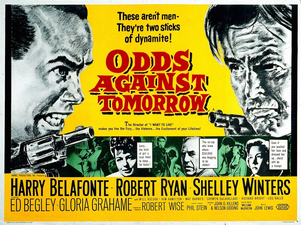 Odds against Tomorrow (1959) poster