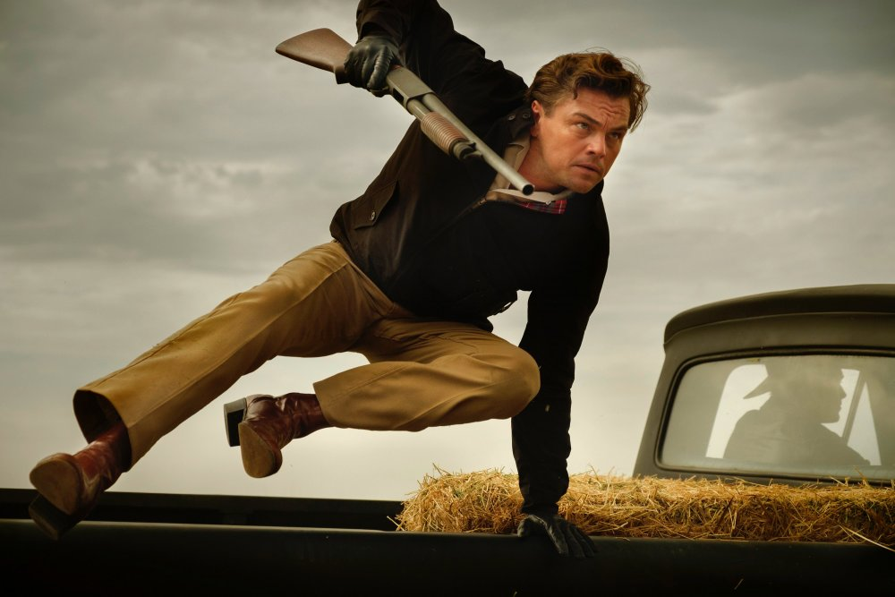 DiCaprio as Rick Dalton