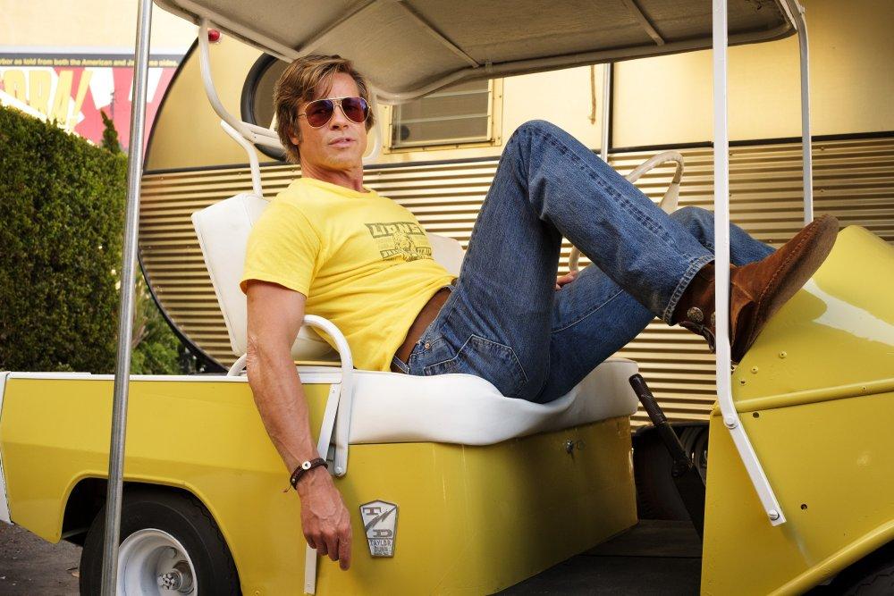 Brad Pitt as Cliff Booth