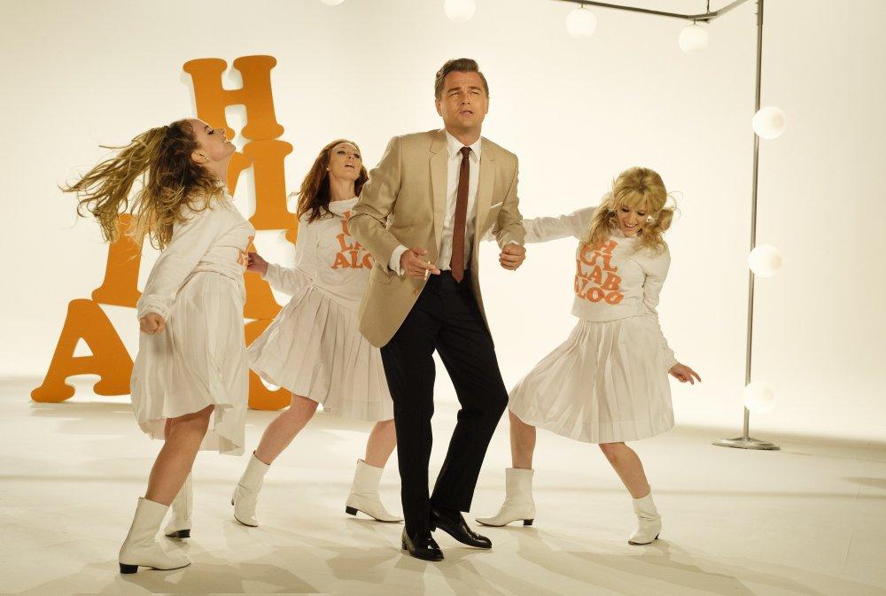 Leonard DiCaprio as Rick Dalton