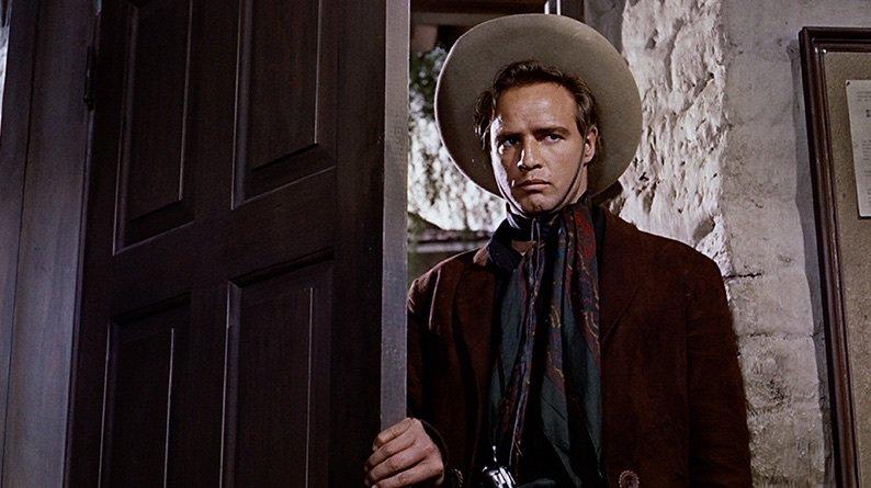 Marlon Brando's One-Eyed Jacks (1960)