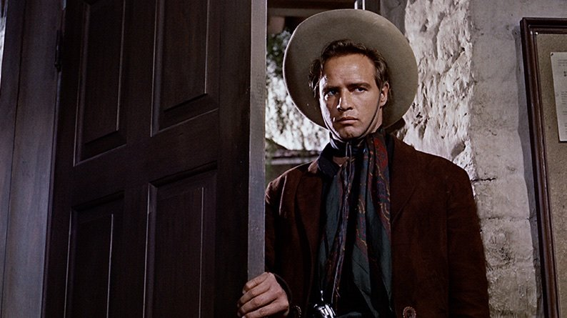 Marlon Brando's One-Eyed Jacks (1960)
