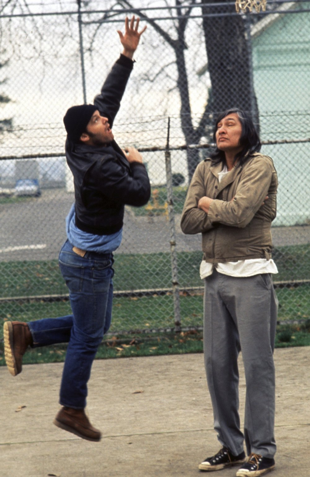 get the look one flew over the cuckoo s nest bfi one flew over the cuckoo s nest 1975