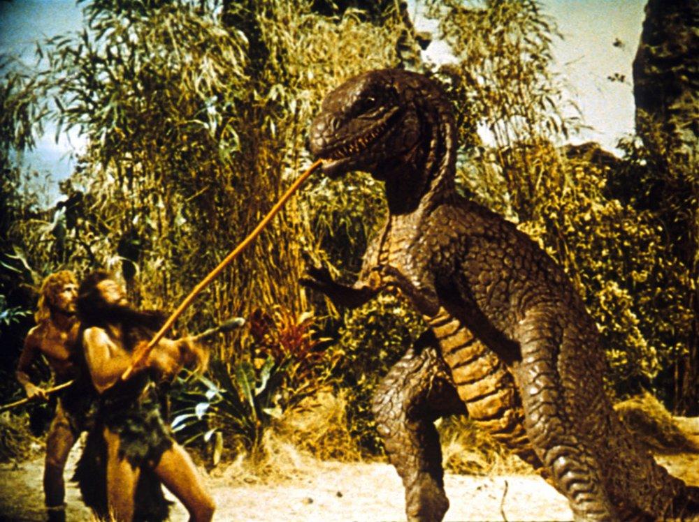 Resultado de imagen de one million years bc 1966