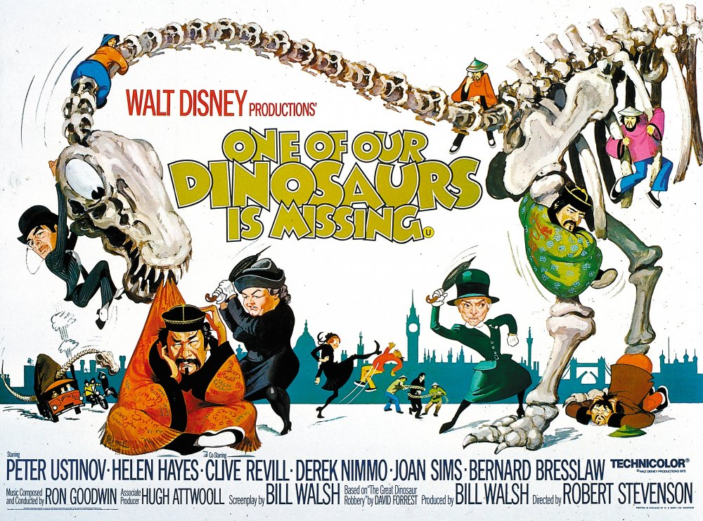 One of Our Dinosaurs Is Missing (1975)