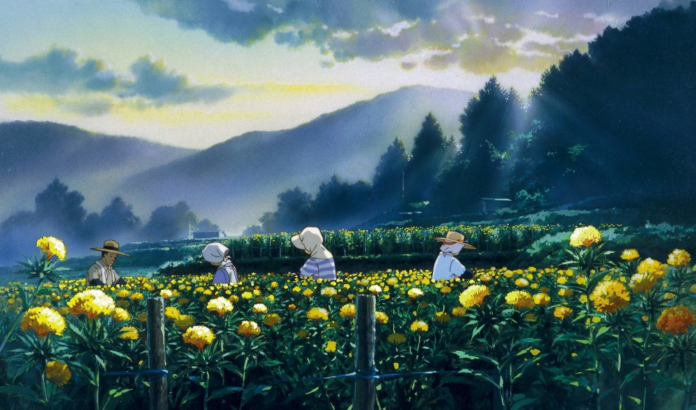 Only Yesterday (Omoide poro-poro, 1991)