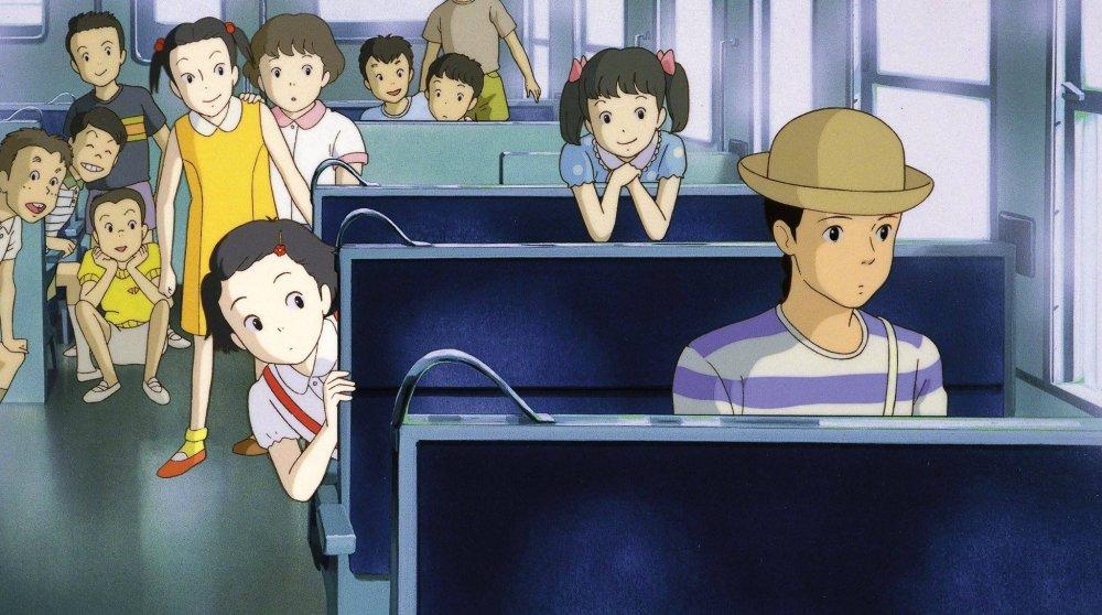 Only Yesterday (Omoide poro-poro, 1991)