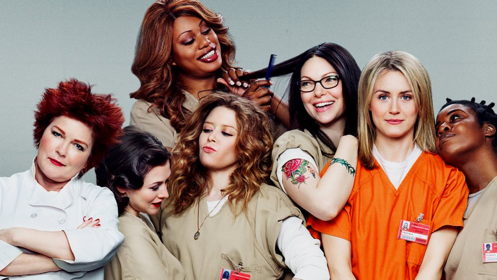 Orange is the new black gay cast