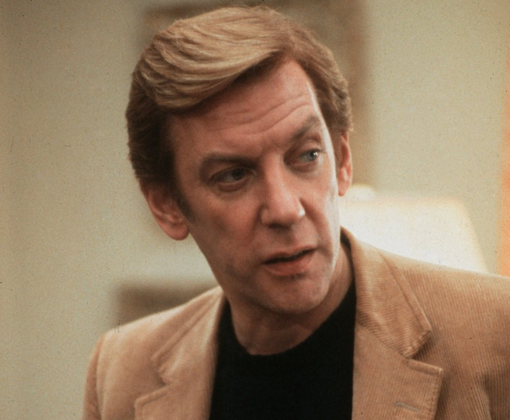 Image result for donald sutherland