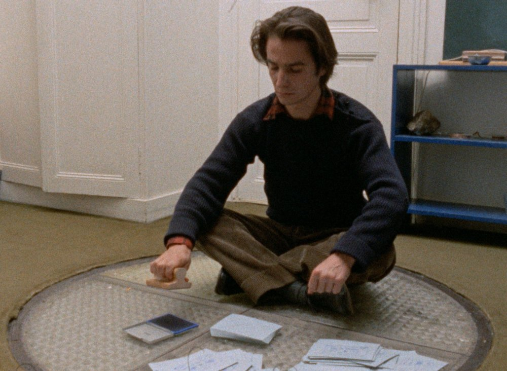 Jean-Pierre Léaud as conspiracy theorist Colin in Jacques Rivette's Out 1 (1970/90): 'a profound, dormant monster of a film'