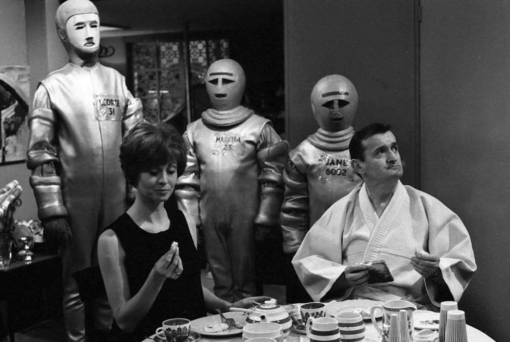 Out of the Unknown: The Midas Plague (1965)