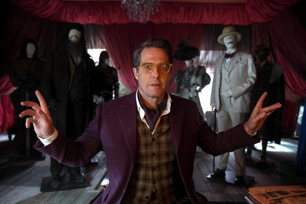 Hugh Grant as Phoenix Buchanan