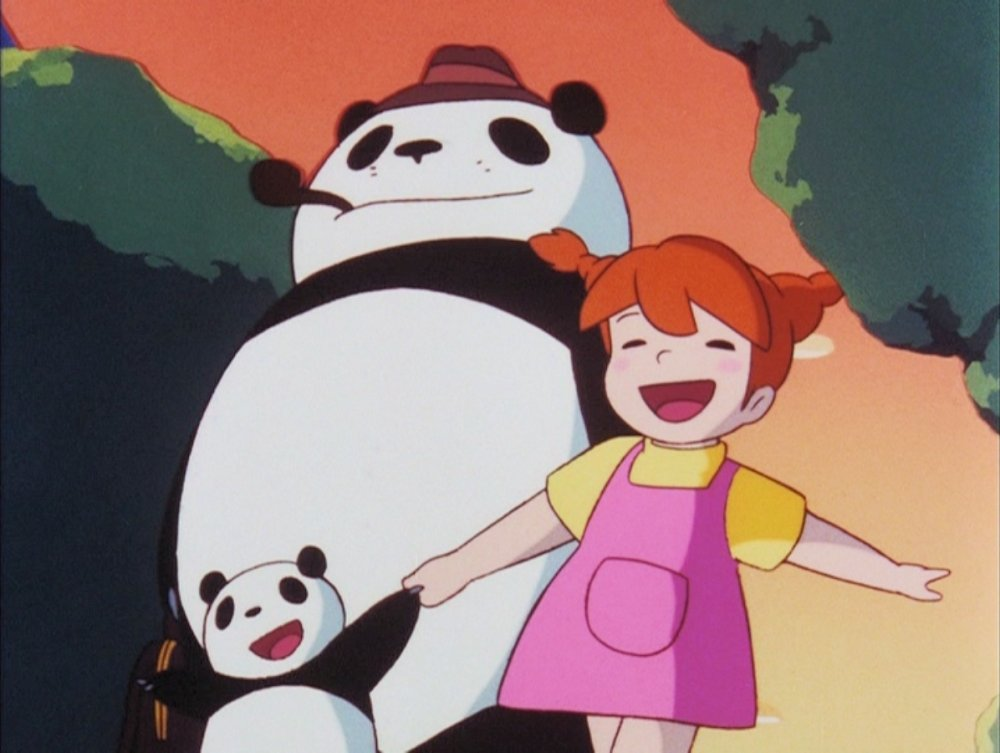 Panda, Go Panda! (1972)