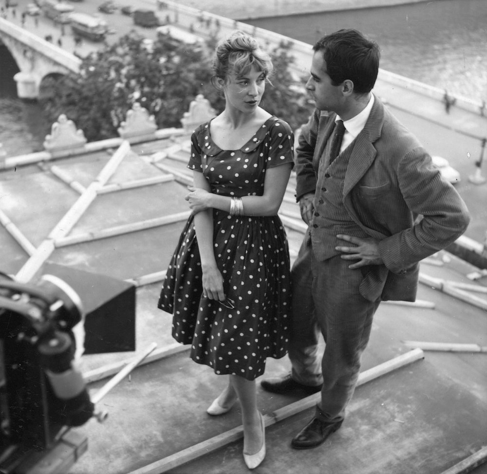 Paris nous appartient (1961) production shot