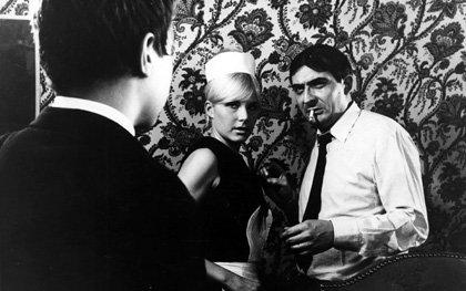 Directing Dany Saril on the 'La Muette' section of Paris vu par… (1964)