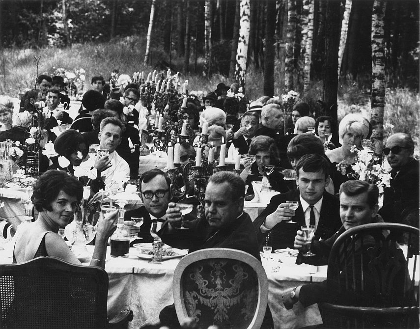 The Party and the Guests (O slavnosti a hostech, aka A Report on the Party and the Guests, 1966)