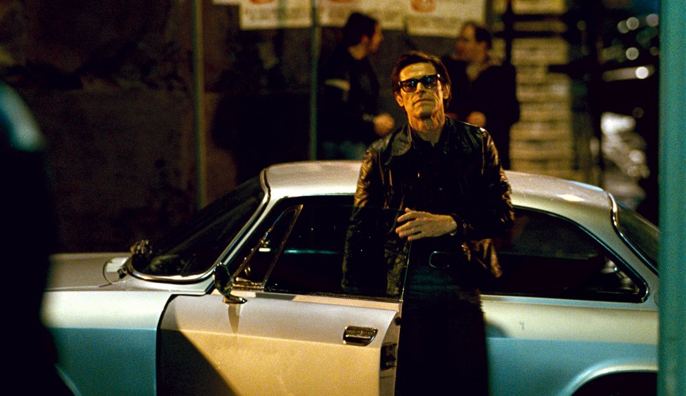 Last day on earth: Willem Dafoe in the title role of Abel Ferrara's fictional reconstruction of the last 24 hours of Pasolini's life