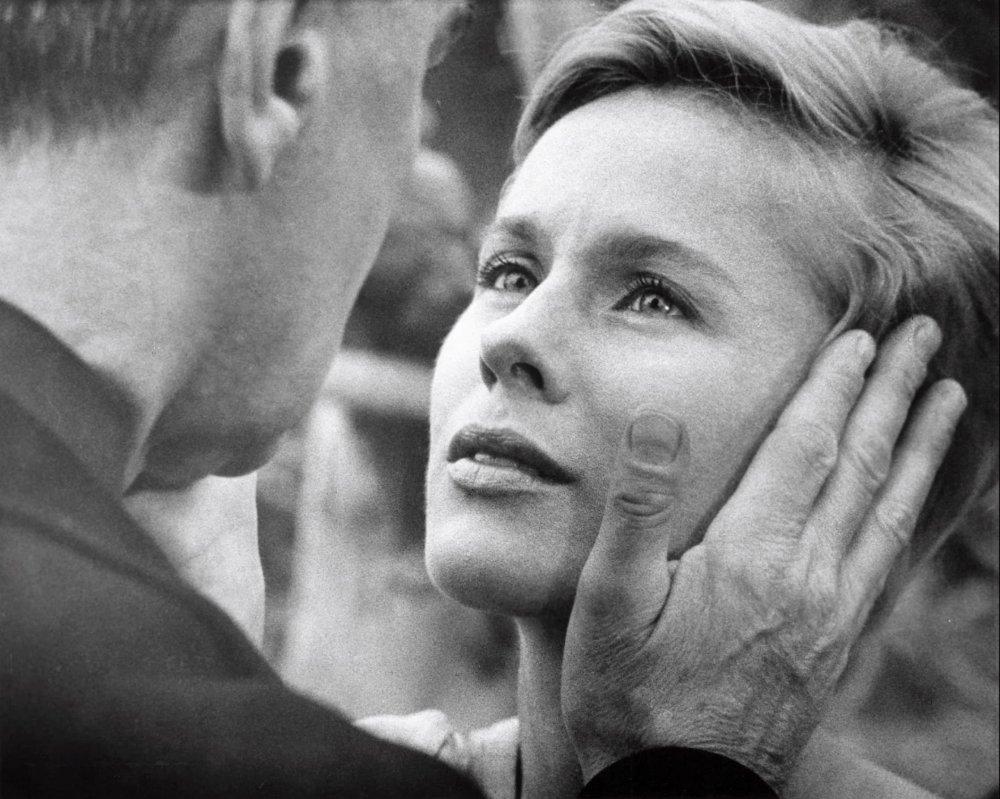 As Eva Vergérus in Passion (En passion, 1969)