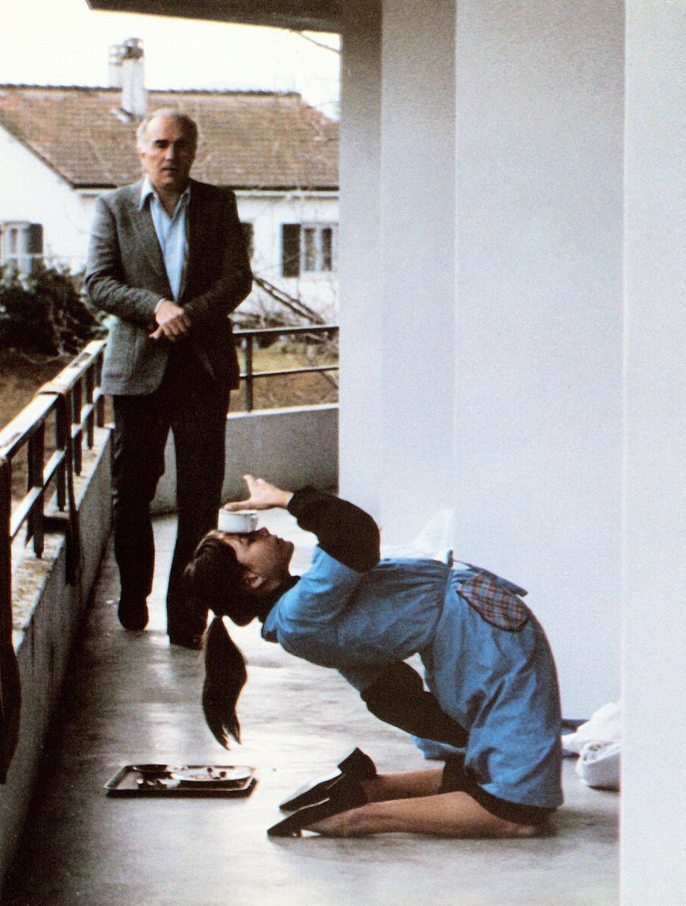 <strong>Passion (1982)</strong>  Made during Jean-Luc Godard's 1980s return to narrative filmmaking, Passion is a film about filmmaking set during the production of a European arthouse movie