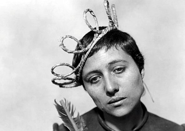 The Passion of Joan of Arc, hailed anew in 2012