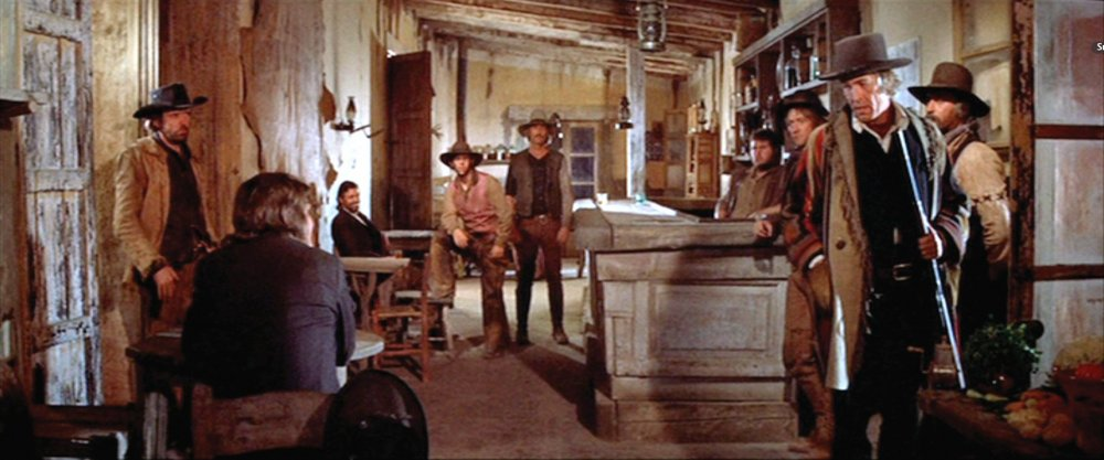 Pat Garrett and Billy the Kid (1973)