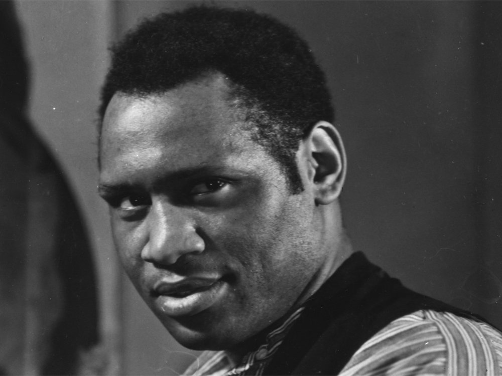 Paul Robeson in Song of Freedom (1936)