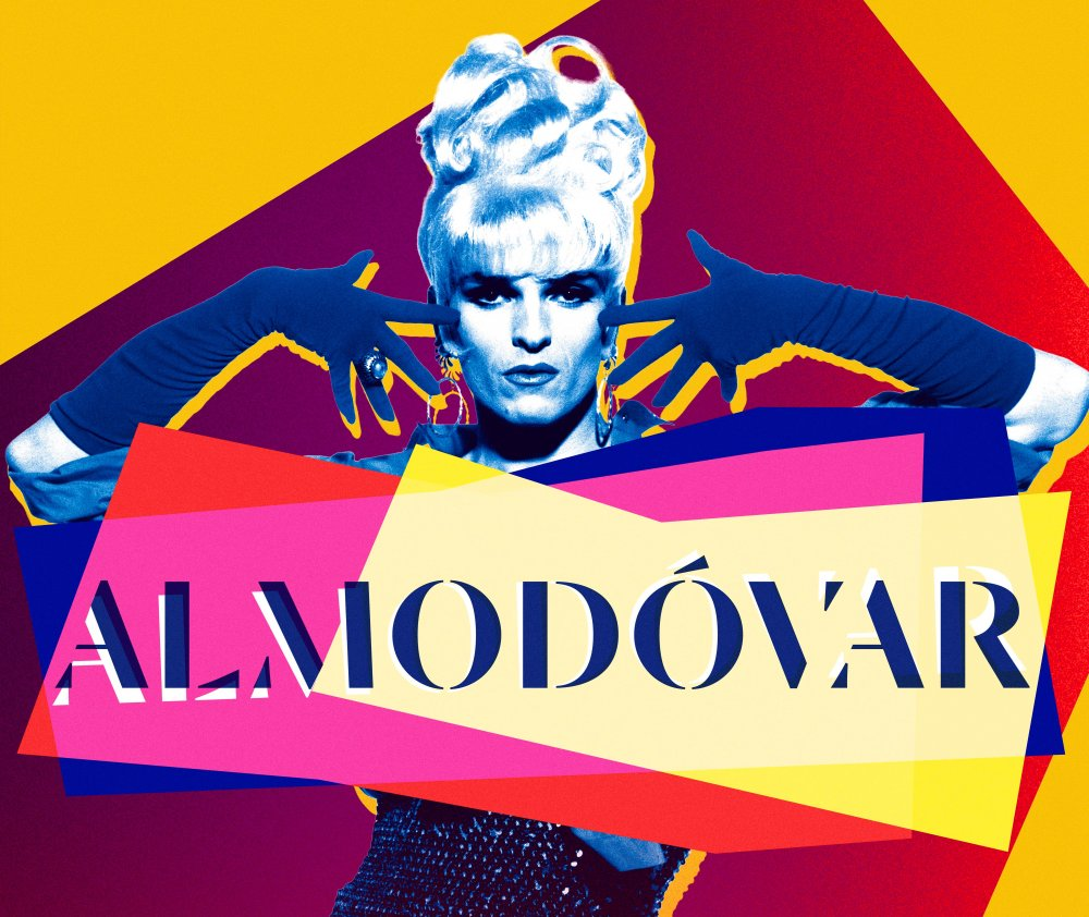 Pedro Almodóvar season graphic