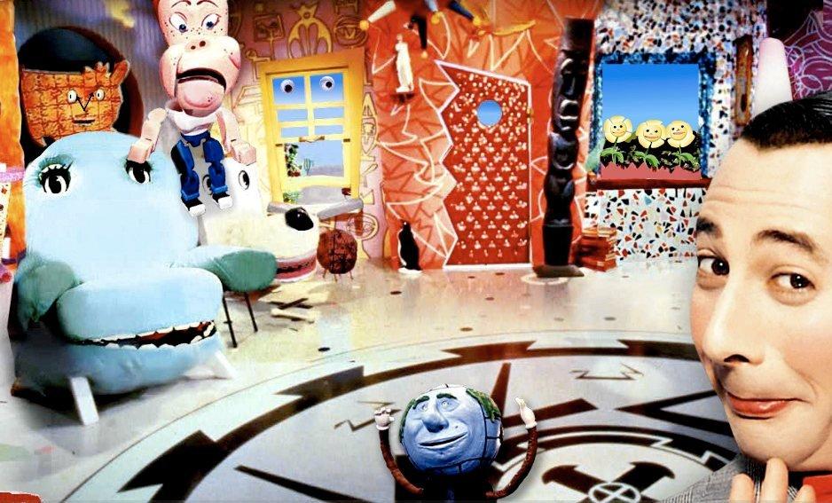 Pee Wee's Playhouse (1986-90)