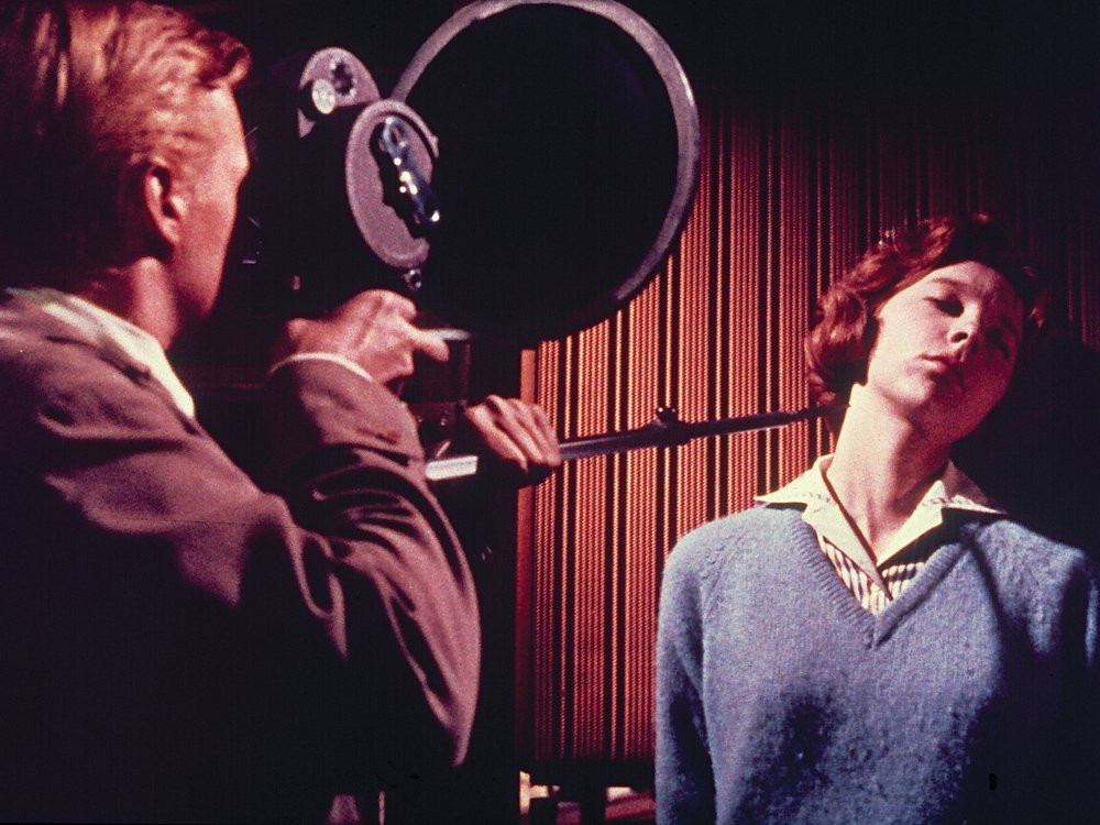 While Cahiers du Cinéma dismissed Michael Powell's Peeping Tom (above) as 'totally platitudinous', Raymond Durgnat was an early advocate of the film