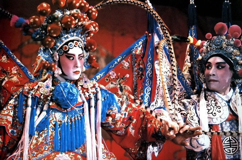Peking Opera Blues (1986)