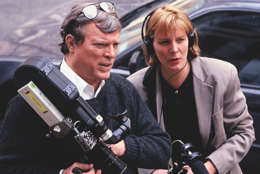D.A. Pennebaker and Chris Hegedus