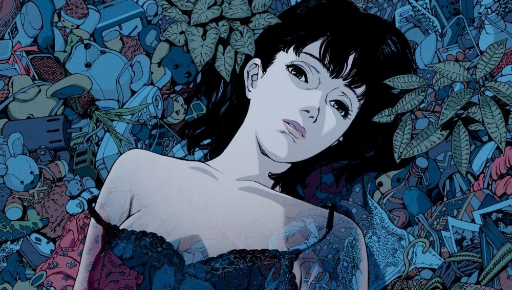 Perfect Blue (Pafekuto Buru, 1997)